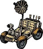 curiosity mars rover clip art - photo #8