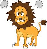 Lion Clip Art Illustrations. 18,165 lion clipart EPS vector ...