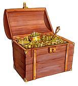 Jewelry box Stock Illustration Images. 1,299 jewelry box ...