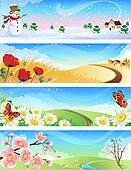 Season Clip Art and Illustration. 433,269 season clipart vector ...
