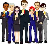 Group people Clip Art and Illustration. 82,823 group people ...