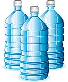 Clip Art Clipart Water Bottle water bottle clip art eps images 13881 clipart and illustrations