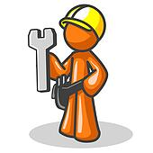 Construction worker Clipart and Stock Illustrations. 11,952 ...