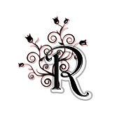 Fancy Letter R Designs | www.pixshark.com - Images ...