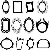 Mirror Clipart Vector Graphics. 15,240 mirror EPS clip art vector ...