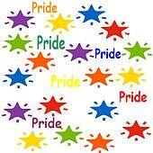 Pride flag Illustrations and Clip Art. 15,985 pride flag royalty ...