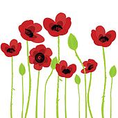 Clip Art Poppy Clip Art poppy illustrations and clipart 2671 royalty free white poppy