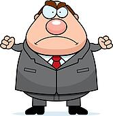angry manager clipart - photo #15