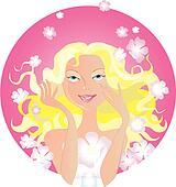 Skin care Clipart Illustrations. 13,849 skin care clip art vector ...