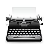 Typewriter Clip Art Royalty Free. 1,209 typewriter clipart vector ...