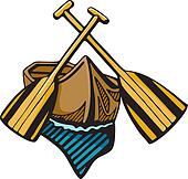 Canoe Clipart Royalty Free. 2,137 canoe clip art vector EPS ...