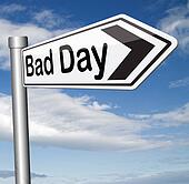 Bad day Clip Art and Stock Illustrations. 1,138 Bad day ... |Bad Day At Work Clip Art