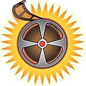 Movie star Clipart and Illustration. 3,908 movie star clip art ...