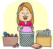 Organizing Illustrations and Clipart. 16,892 organizing ...