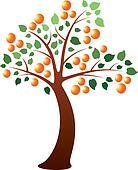 Fruit tree Clip Art Vector Graphics. 11,696 fruit tree EPS ...