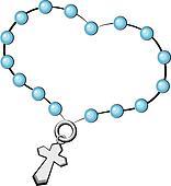 Clip Art Rosary Clipart rosary clip art eps images 805 clipart vector hands