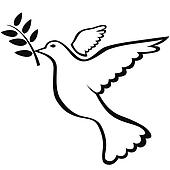 Dove peace Clipart Vector Graphics. 4,048 dove peace EPS clip art ...
