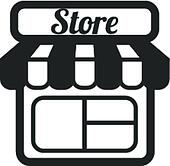 Store Clip Art and Illustration. 130,627 store clipart ...
