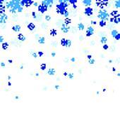 Snowflake Clip Art Royalty Free. 144,413 snowflake clipart ...