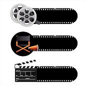 Film roll Clipart and Illustration. 3,264 film roll clip ...