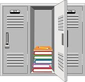 Clip Art Locker Clipart locker clipart royalty free 44459 clip art vector eps room school locker