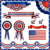 Patriotic Clipart Royalty Free. 52,333 patriotic clip art vector ...