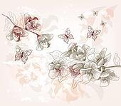 spring clip art and illustration 306 115 spring clipart. Black Bedroom Furniture Sets. Home Design Ideas