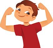 Muscles Clipart Illustrations. 22,775 muscles clip art vector EPS ...