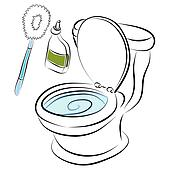 Toilet Clipart Vector Graphics. 14,146 toilet EPS clip art vector ...