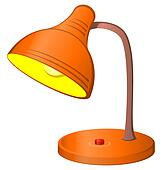 2017 Lampe Clipart