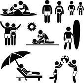 Family fun Clip Art EPS Images. 21,118 family fun clipart vector ...