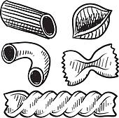 Pasta Clipart EPS Images. 4,418 pasta clip art vector ...