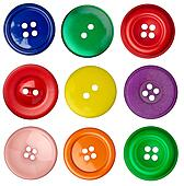 Sewing button Illustrations and Stock Art. 648 sewing ...
