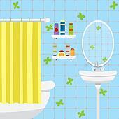 Bathroom Clipart EPS Images. 21,491 bathroom clip art vector ...