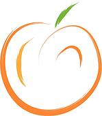 No_image Peach - Yellow (Raw) Serving Size: 1 peach (175 grams), Calories: 68, Fat: 0g, Carbs: 17g, Protein: 2g