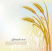 Wheat Clipart Illustrations. 21,222 wheat clip art vector EPS ...