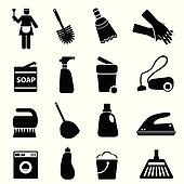 Cleaning Clip Art Illustrations 234 540 Cleaning Clipart