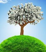 Money tree Illustrations and Clipart. 1,140 money tree royalty ...