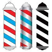 Clip Art Barber Pole Clipart barber pole clipart royalty free 524 clip art vector shop pole