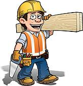Clip Art Carpenter Clipart carpenter clipart vector graphics 5545 eps clip art construction worker carpenter