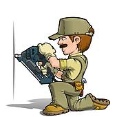 Power tools Illustrations and Clipart. 6,014 power tools royalty ...