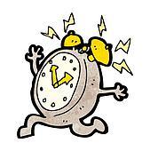 Alarm clock Clip Art EPS Images. 17,023 alarm clock clipart vector ...