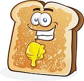 Toast Clipart EPS Images. 11,831 toast clip art vector ...