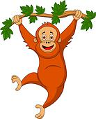 orangutan clip art illustrations 456 orangutan clipart baby orangutan clipart orangutan clipart