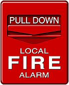 Clipart Fire Alarm